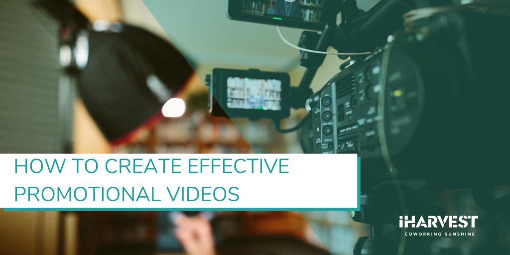 Video Workshop at iHarvest
